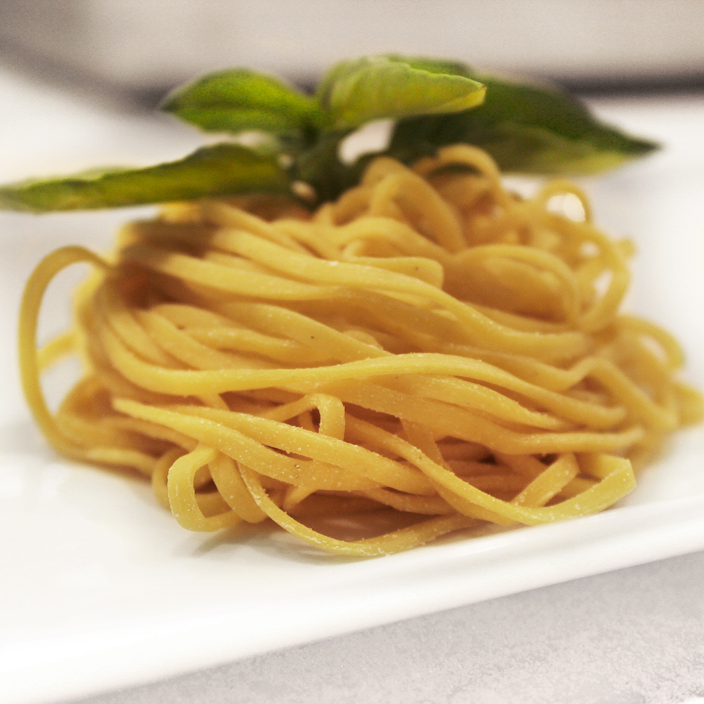 Tagliolini all'uovo, pasta fresca, Gatti - Roma